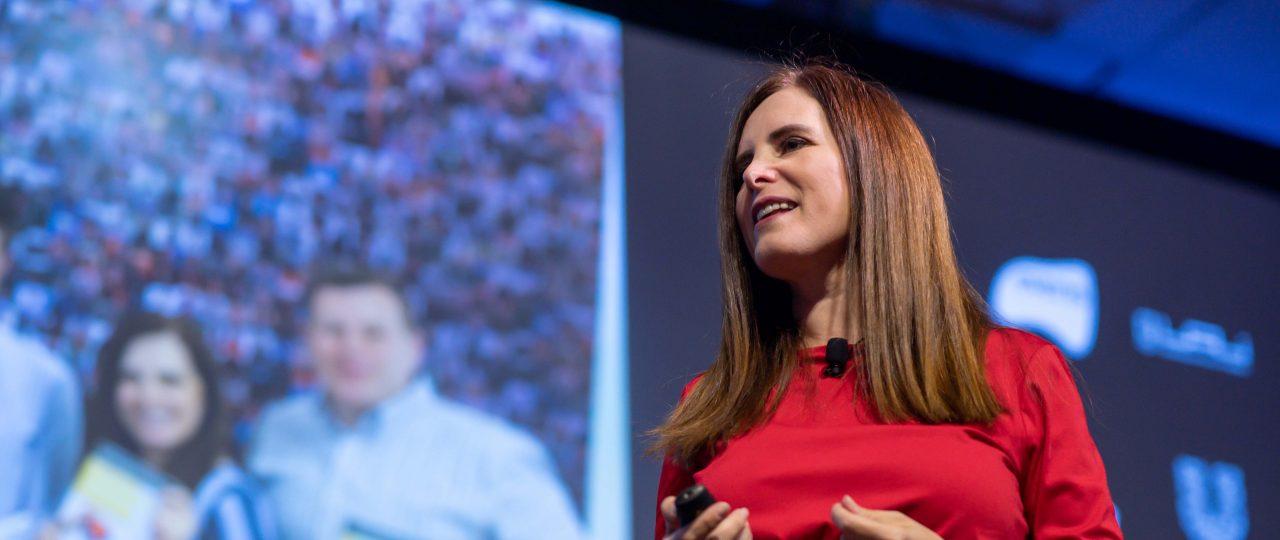 """Elisa Guerra: """"Nuestros sistemas educativos necesitan tomar a nuestros niños y elevarlos para que sean altamente capaces y profundamente humanos"""""""