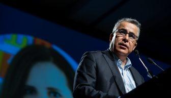 """Claudio Muñoz: """"Quedarnos atrapados en el pesimismo no es una buena receta y con ENADE nos encantaría poder aportar a un país que avanza"""""""