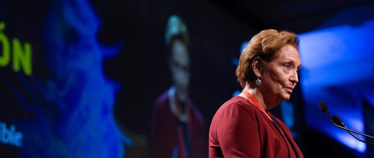 """Vivianne Blanlot en Radio Pauta: """"Estamos viviendo tiempos en el mundo político en los que no se está privilegiando llegar a acuerdos"""""""