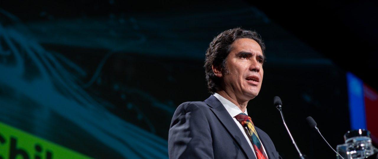 """""""Más allá de la desigualdad de ingresos, el clasismo es uno de los principales problemas que tenemos"""": esta fue la intervención del ministro Briones en ENADE 2020"""