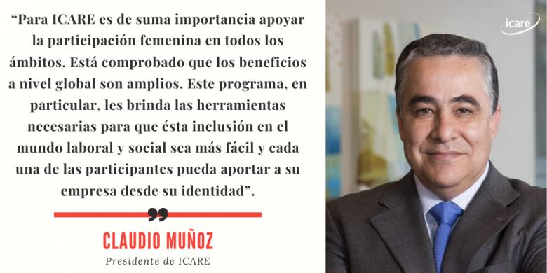 Promociona Chile Claudio Muñoz