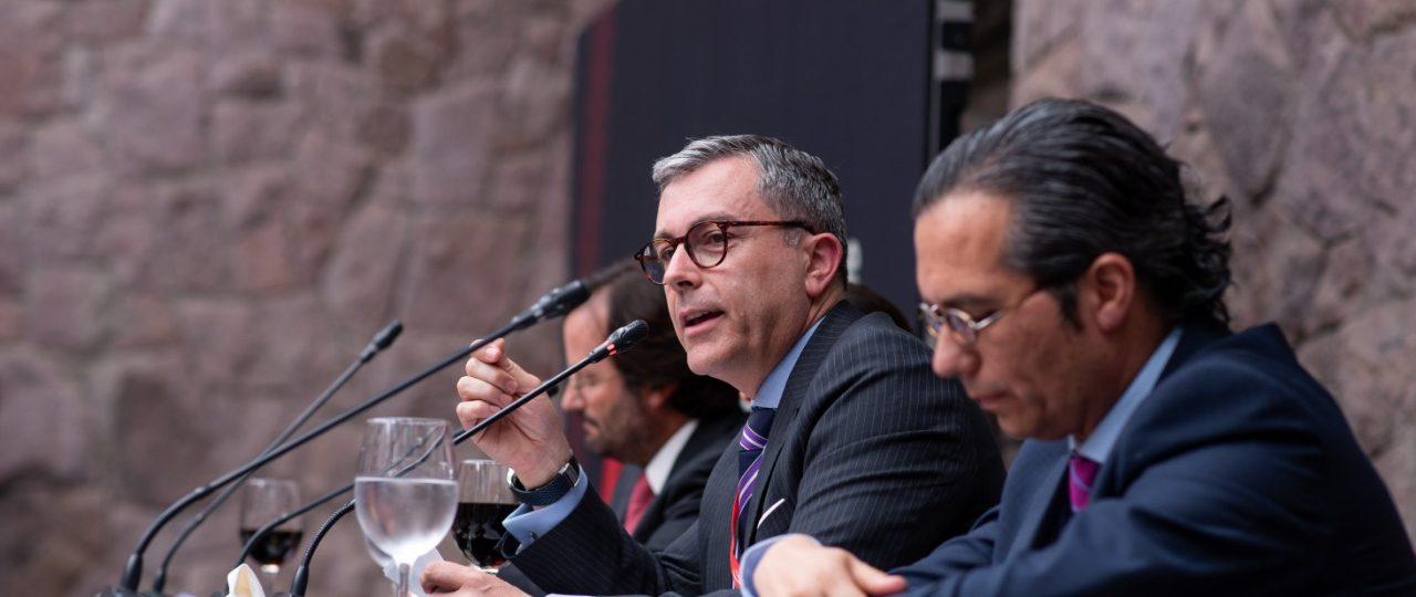 El proceso constitucional, el rol de la empresa, la agenda social y el diálogo de las ideas: estas fueron las presentaciones que se realizaron en los almuerzos temáticos de ENADE 2020