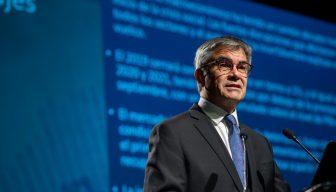 """Mario Marcel en el IPoM marzo 2020: """"Si sabemos manejar bien esta emergencia, con políticas acertadas y colaboración de todos los actores, el impacto será transitorio"""""""