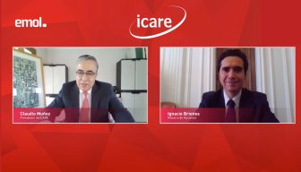 """Revive el streaming · """"Encuentro con Ignacio Briones, Ministro de Hacienda"""""""