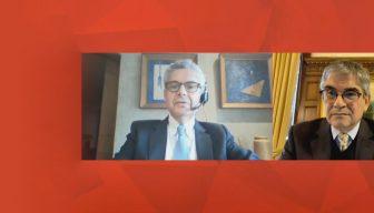"""Revive el streaming de la Mesa Redonda """"Coyuntura Económica y Perspectivas"""" • IPoM Junio 2020"""