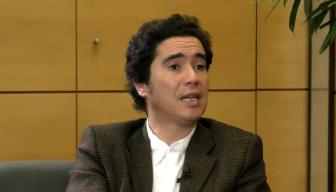 Revive EN PERSONA · Cristián Warnken junto a Ignacio Briones, Ministro de Hacienda