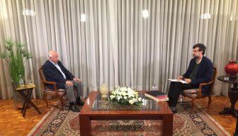 Revive EN PERSONA · Cristián Warnken junto a Ricardo Lagos, ex Presidente de Chile