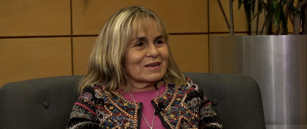 """Patricia May en el Ciclo """"En Persona"""" de ICARE: """"Nuestra sociedad está enraizada en el egocentrismo y ha llegado el momento de abrir un espacio de conciencia más profundo"""""""