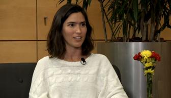 """Mariana Canales en el Ciclo """"En Persona"""" de ICARE: """"Sentido de pertenencia es una definición que ilustra bien lo que falta y lo que habría que construir"""""""