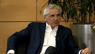 """Eugenio Tironi en el Ciclo """"En Persona"""" de ICARE: """"Estamos entrando en un mundo en el que todos somos más socialdemócratas y ante una transformación importante del capitalismo"""""""