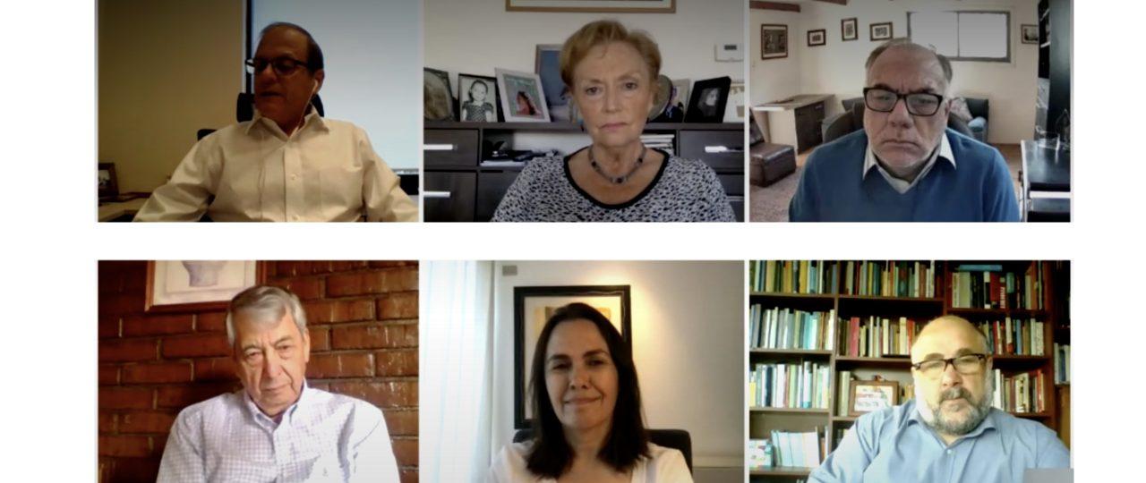 """Revive aquí """"COLOQUIO ICARE · El Desafío de la Colaboración y el Diálogo Social"""""""