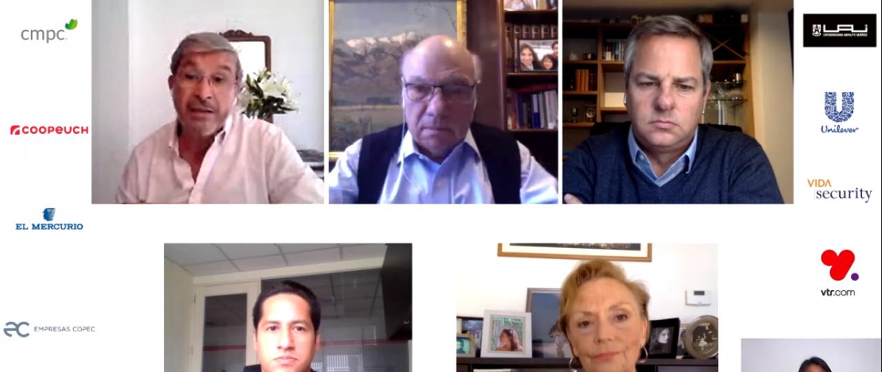 """""""En Perspectiva: Una economía difícil"""": en ICARE analizamos el panorama económico latinoamericano y la reactivación pospandemia de la región"""
