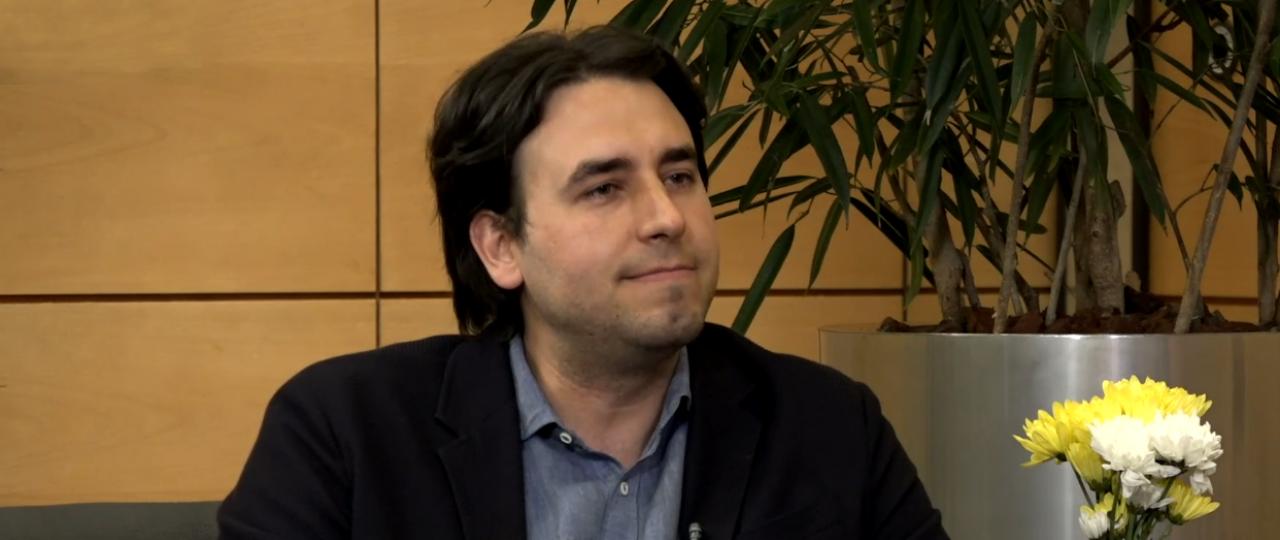"""Diputado Vlado Mirosevic en el Ciclo """"En Persona"""" de ICARE: """"No estamos ante el fin del capitalismo, pero se va a refundar"""""""