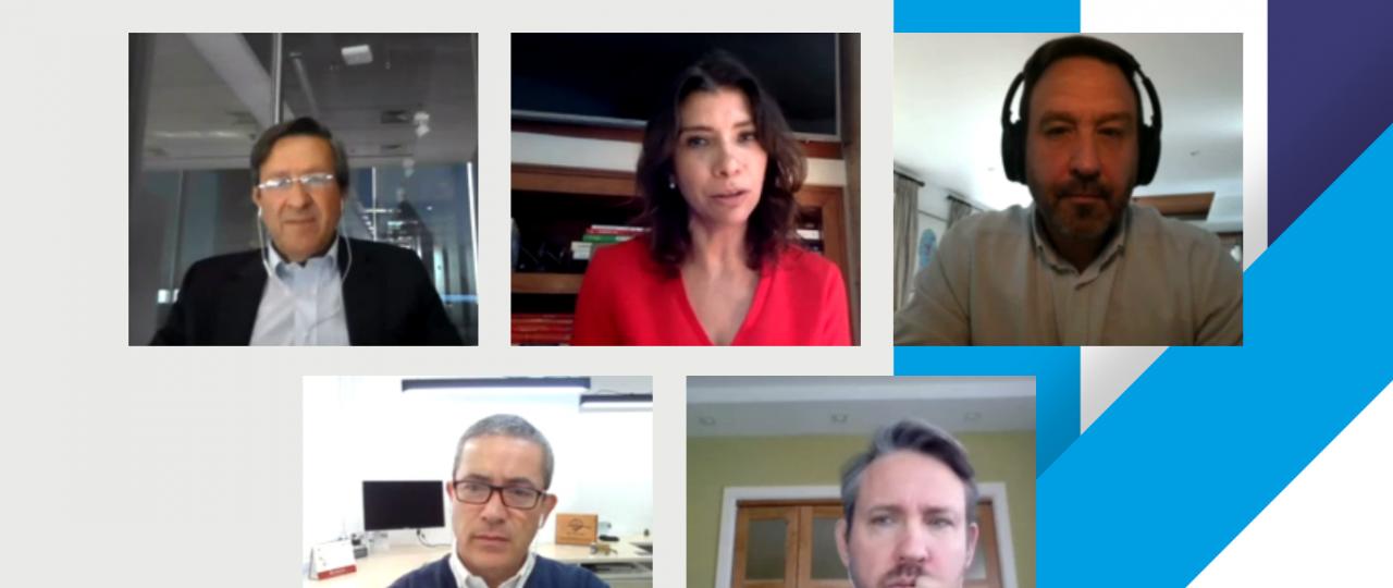 """""""Y después del plebiscito, ¿qué?"""": los desafíos de la discusión constitucional y el panorama económico regional de Chile"""