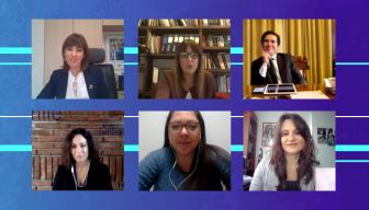 Reactivación con equidad: la ministra Zalaquett y el ministro Briones ahondan en las complejidades del escenario laboral femenino