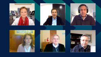 ¿Cómo nos ponemos de pie? El ministro Palacios ahonda en las etapas de la reactivación económica de regiones junto líderes empresariales de Atacama, Ñuble y Los Ríos
