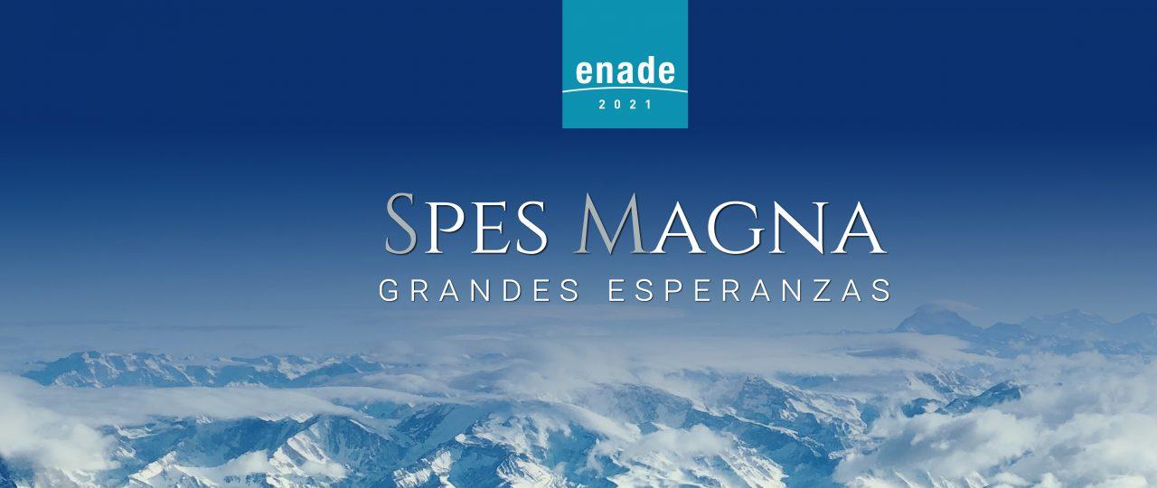 ENADE 2021 · SPES MAGNA · GRANDES ESPERANZAS