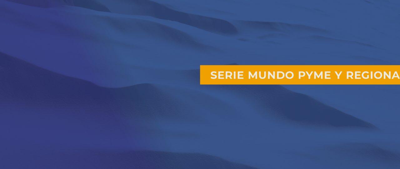 """Esta semana · Serie Mundo PYME y REGIONAL """"PYME, REGIONES y PROCESO CONSTITUYENTE"""""""