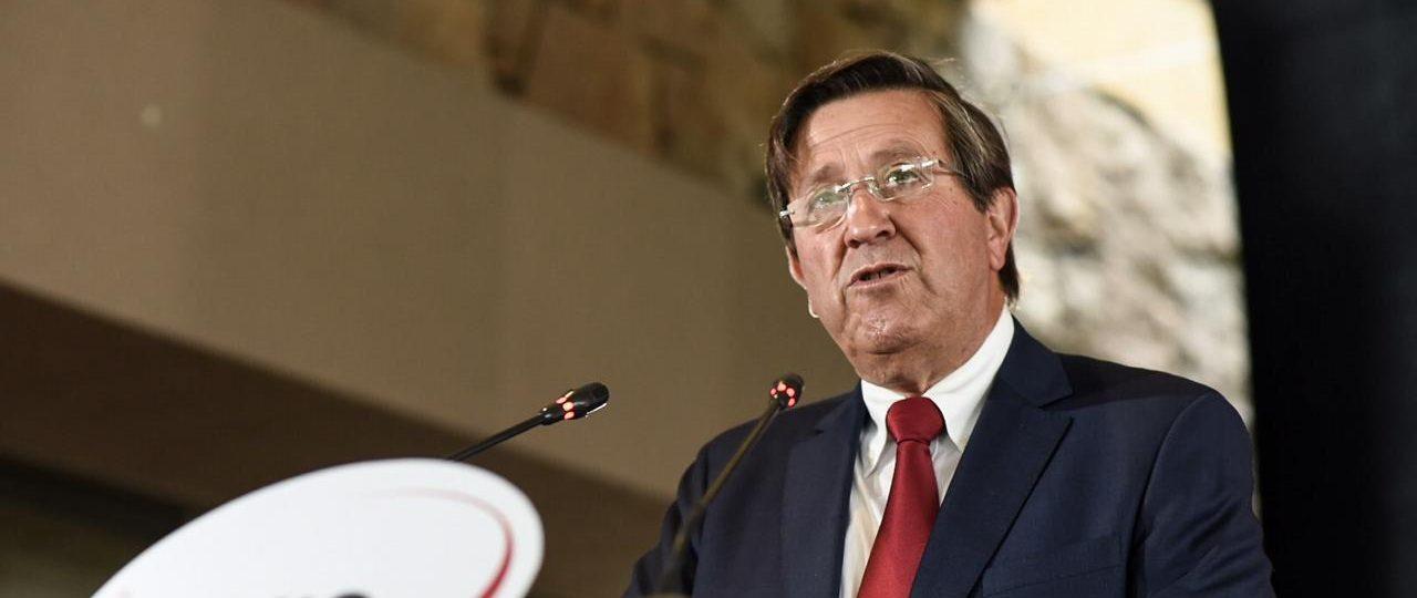 """Lorenzo Gazmuri en Pauta Bloomberg: """"ENADE tiene una importancia histórica y este año nos ofrecerá una reflexión profunda sobre el presente y el futuro de Chile"""""""