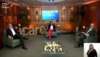 Confianza Empresarial corta su racha positiva y cae a terreno pesimista en diciembre 2020: Bernardita Silva y Jorge Quiroz analizan en ICARE las causas de este retroceso