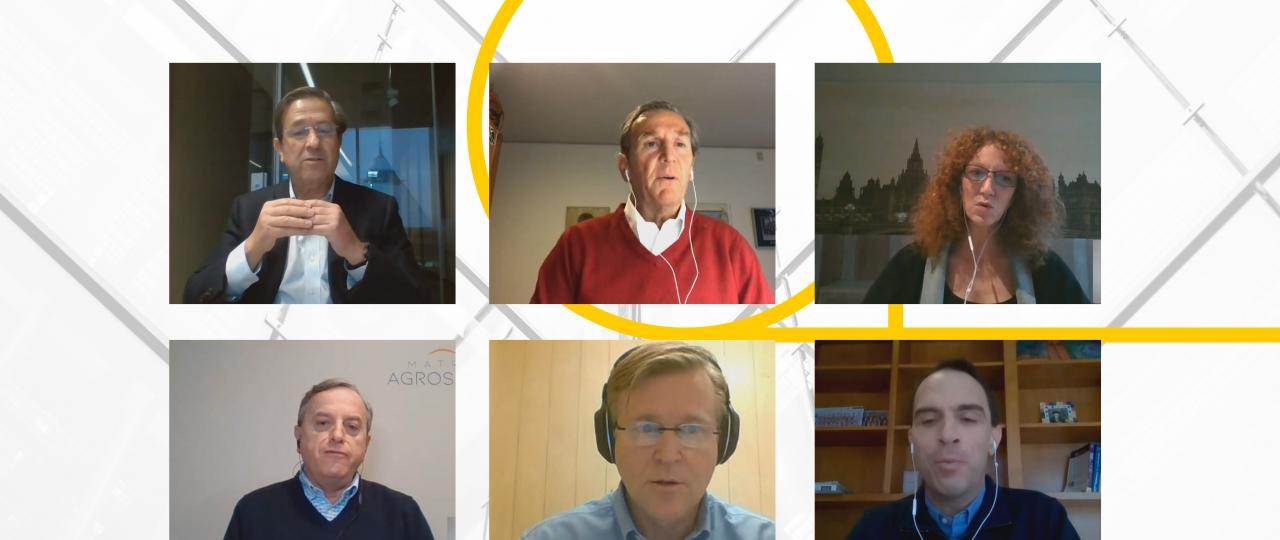 """""""El próximo futuro"""": Los desafíos del mundo empresarial en medio de profundas e importantes transformaciones bajo la mirada de cinco destacados líderes"""