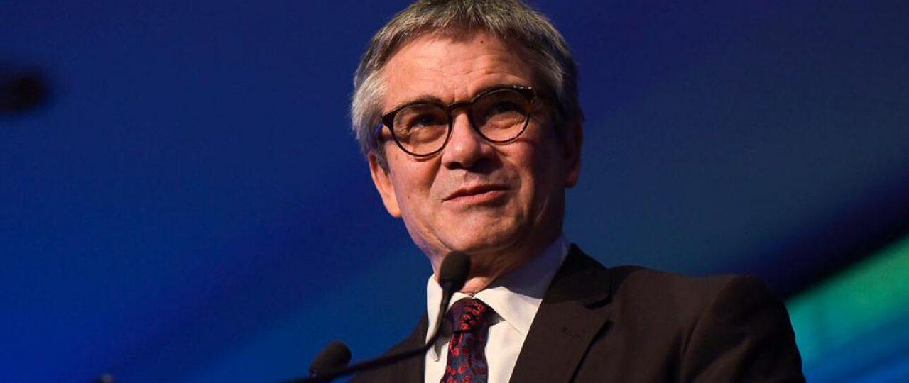 """""""El proceso de recuperación ha sido más rápido de lo previsto y la proyección de crecimiento para 2021 sube a un rango de entre 6,0 y 7,0%"""": Mario Marcel expone el IPoM de marzo 2021 en ICARE"""