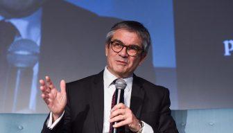 Perspectivas de crecimiento al alza en un panorama de persistente incertidumbre: Mario Marcel expone en ICARE el IPoM de junio 2021