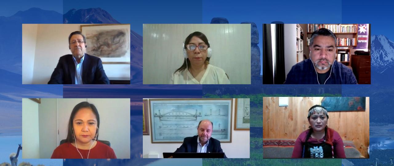¿Cuáles son los deseos y aspiraciones de los pueblos originarios y cuál es la visión que tienen acerca de un nuevo futuro para Chile?