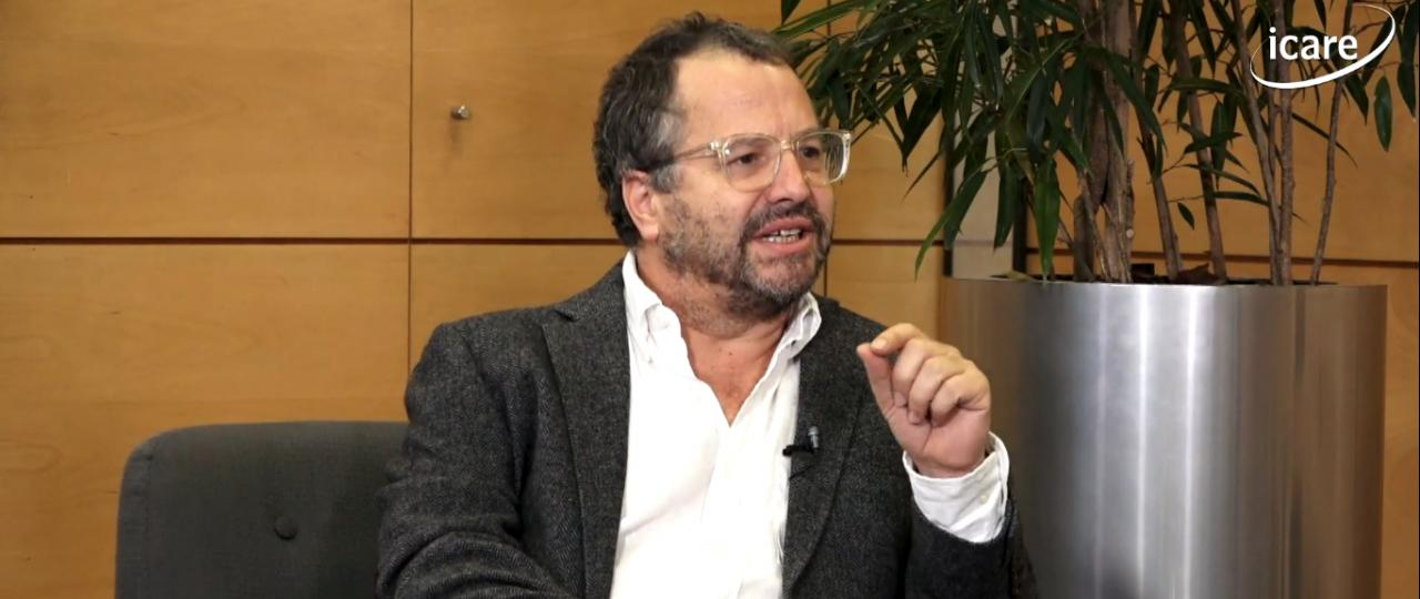 Revive EN PERSONA, Cristián Warnken junto a Patricio Fernández