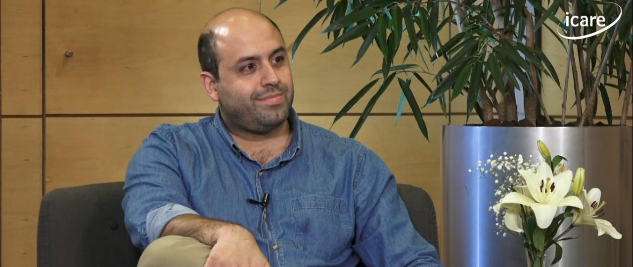"""Claudio Alvarado en el ciclo """"En Persona"""" de ICARE: """"El anhelo de cambio en Chile no solo es de proyectos, sino también de liderazgos políticos"""""""