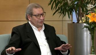 """Ascanio Cavallo en el ciclo """"En Persona"""" de ICARE: """"Las redes sociales se han convertido en lugares de terrorismo intelectual"""""""